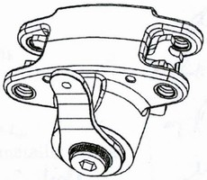 Park/Secondary Brake suits severe on/off road applications.
