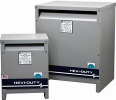 Sola/Hevi-Duty High Efficiency Transformers Meet NEMA TP-1 Standards, Provide Lower Lifetime Cost of Ownership