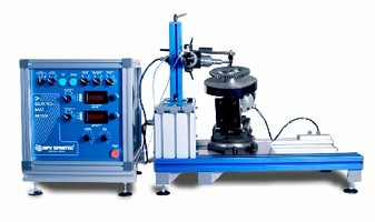 Deburring Machine handles parts up to 800 mm diameter.