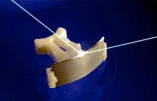 Scalpel Blade Holder Achieves Dimensional Stability Needed for Laser Eye Surgery with Celanex® PBT
