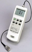 Machine Vibration Meter helps reveal maintenance issues.
