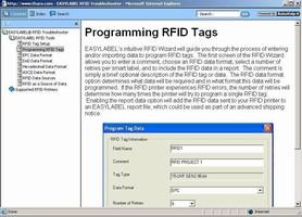RFID Troubleshooter