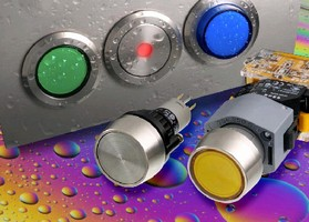 Stainless Steel Switches suit harsh environments.
