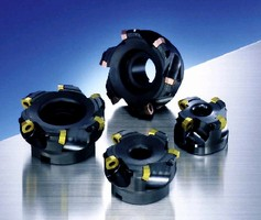 Milling Cutter provides high feed rates.