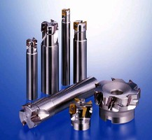 Endmills and Milling Cutters cut variety of materials.