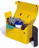 Countertop Spill Kit handles small, non-aggressive spills.