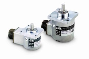 BEI Stainless Steel Encoders Resist Chemical Attack