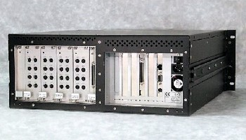 Signal Conditioner processes acquired data in real-time.