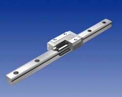 Linear Motion Guide offers oil-free operation.