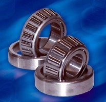Tapered Roller Bearings withstand harsh environments.