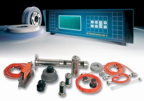 Balance Systems Modular VM20 Measurement and Control System for Grinding Machines
