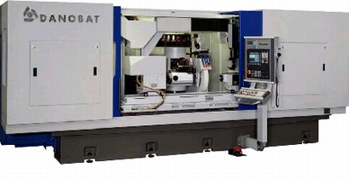 New HG 72 Universal Cylindrical Grinder
