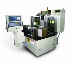Thread Grinder is suited for small part production.