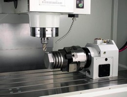 Hardinge Adds Indexing and Rotary Flexibility to the Mill Table