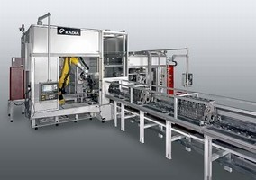 Kadia Production Deburring Systems