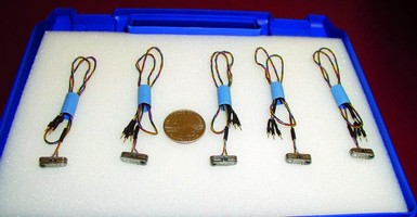 Announcing the World's Smallest Gaging Transducer