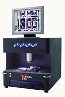 Vision System utilizes Colour Scale technology.