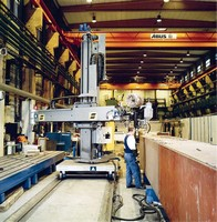 Automated Welding System combines flexibility and precision.