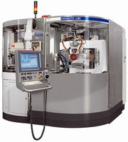 Small-Tool Grinder achieves accuracies within 1.5 microns.