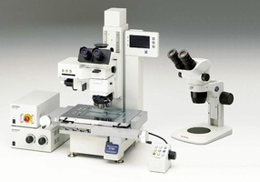 Olympus Micro-Imaging Announces Comprehensive Lines of Measuring and Inspection Imaging Systems