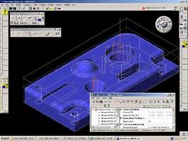 Software facilitates machine tool probing.