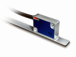 Magnetic Encoder offers programmable resolution to 0.2 micron.