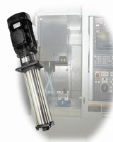 Multistage Pump suits through-the-tool applications.