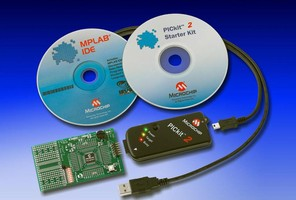 Microchip Technology Announces Debugging Capability for Low-Cost Development Programmer
