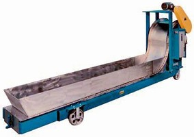 Magnetic Conveyors feature belt-free construction.