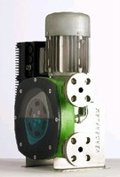 Peristaltic Pump features energy rating of less than 1.1 kW.