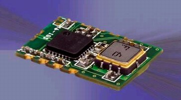 Transceiver Modules support data rate up to 8 Mbps.
