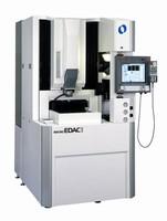 EDM Ram Machine produces corner radii of 0.00019 in.
