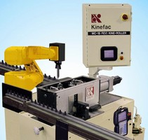 Thread and Form Rolling System offers automated operation.
