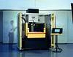 Agie Classic V 3 Processes Workpieces up to 16.5 in. Tall to Handle Demanding EDM Aerospace Applications