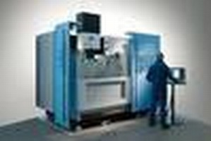 EDM Machine delivers cutting speed up to 47in.²/hr.