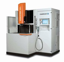 Faster Polished Finishes with the New Charmilles' GammaTEC DiesinkingGammaTEC Diesinking Technology