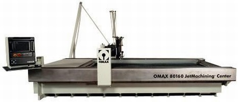 OMAX® to Showcase New Solutions for Abrasive Waterjet Machining at IMTS 2006