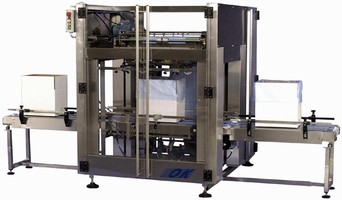 Case Liner runs up to 18 cycles/min.