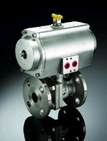 Valve/Actuator Packages offer corrosion resistance.