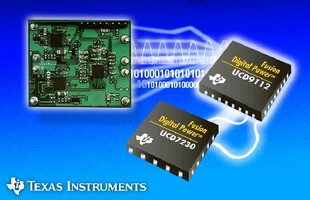 TI Introduces GUI-Configurable Digital Power Controllers for Point-of-Load Systems