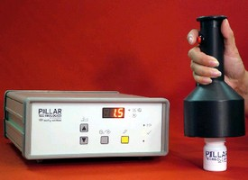 Portable Induction Sealer is powered by digital technology.