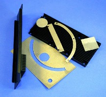 Thermal Interface Material comes in 5 and 10 mil thickness.