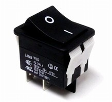 Rocker Switch features IP55 rating.