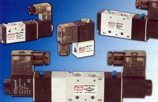Solenoid Valves come in multiple configurations.