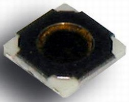 Suface-Mount Tactile Switch features low-profile design.