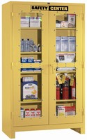 Supply Cabinet helps increase emergency response times.