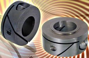 Shaft Collars feature integral Fairloc® hub fastener.