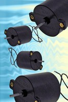 Gearmotors are reversible for low voltage applications.