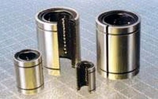 Linear Ball Bearings come in US and European specs.
