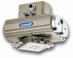 Feed-Through Unit prevents twisted or broken cables.